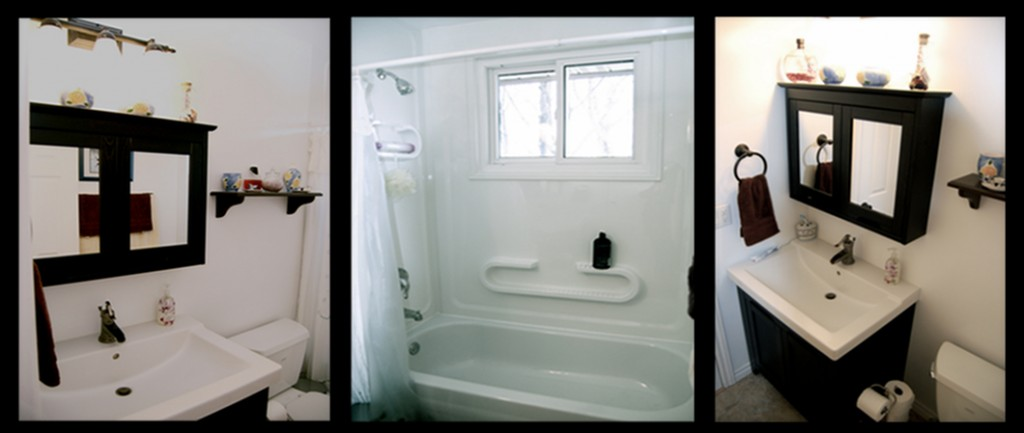 Complete bathroom renovations furlong contracting for Complete bathroom renovations