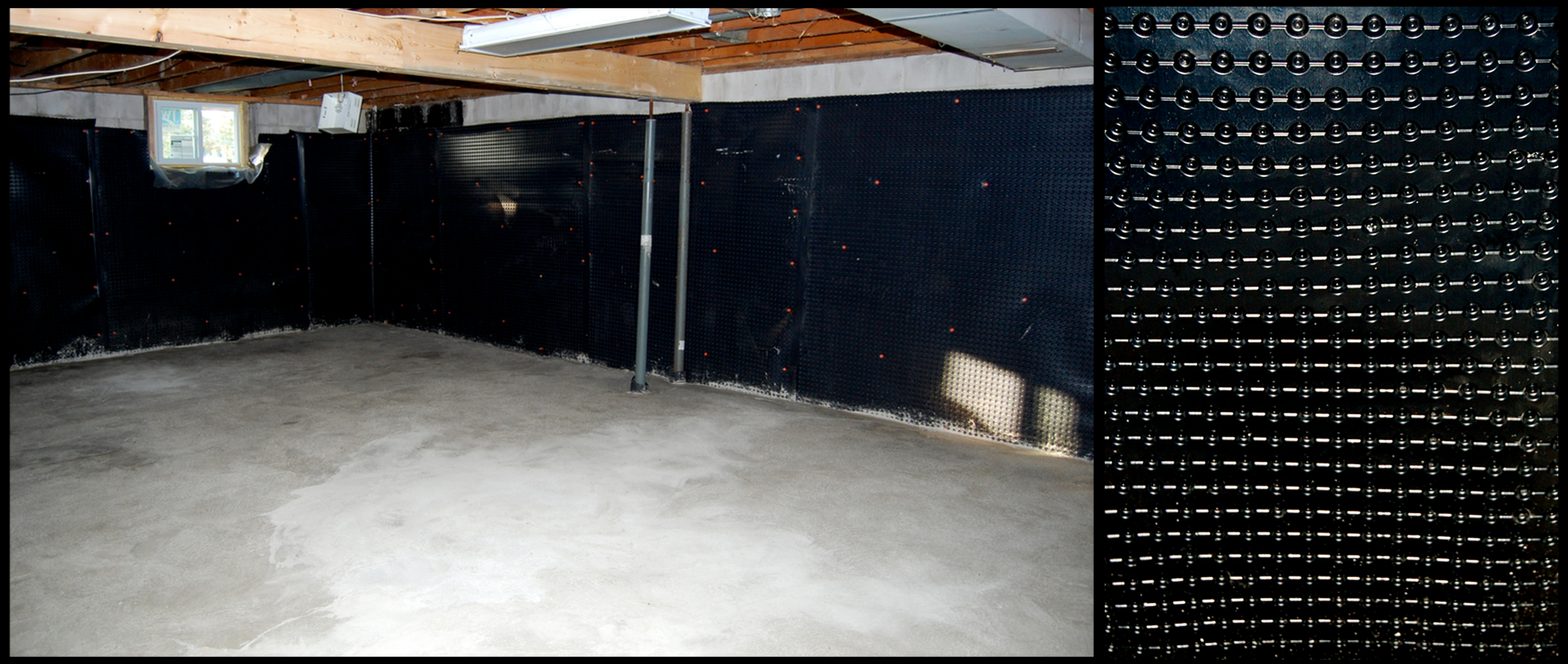 Basement Waterproofing Systems Furlong Contracting